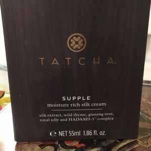 TATCHA Supple moisture Rick Silk Cream 1.86 fl oz